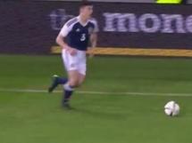 Szkocja 1:0 Dania
