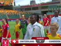 Szwajcaria 1:2 Kamerun
