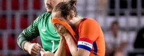 Szwecja 1:1 Holandia