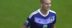 Pierwsza gol Teodorczyka dla Anderlechtu