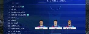 FC Barcelona 0:3 Bayern Monachium