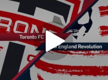 Toronto FC 2:0 New England Revolution