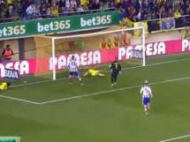 Villarreal CF 0:1 Atletico Madryt