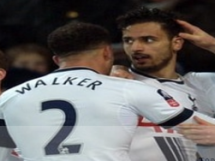 Colchester United - Tottenham Hotspur
