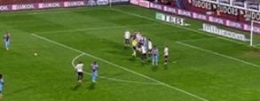 Trabzonspor 1:0 Mersin