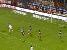 Trabzonspor - Besiktas Stambuł 0:2