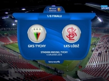 GKS Tychy 0:2 ŁKS Łódź