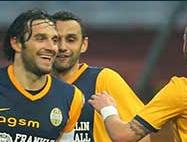 Udinese Calcio - Verona 1:2