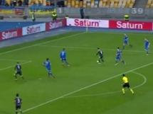 Ukraina 1:0 Walia