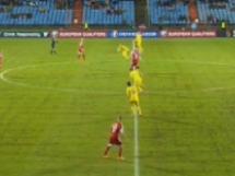Luksemburg - Ukraina 0:3