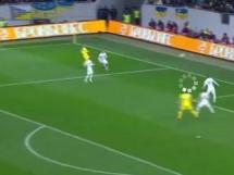 Ukraina 2:0 Słowenia