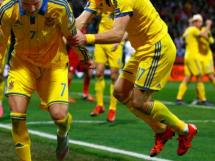 Albania 1:3 Ukraina