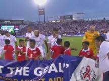 USA 2:1 Honduras