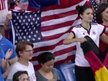 USA 2:0 Niemcy