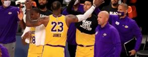 Utah Jazz 108:116 Los Angeles Lakers