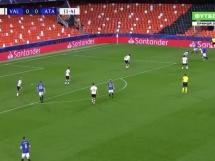 Valencia CF 3:4 Atalanta