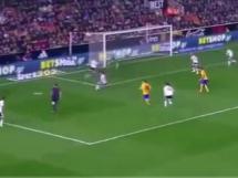 Valencia zremisowała 1-1 z Barceloną!