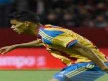 Valencia CF 2:2 Getafe CF