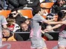 Valencia CF 2:2 Rayo Vallecano