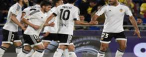 Granada CF 1:2 Valencia CF