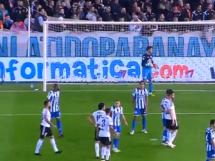 Valencia CF 2:0 Deportivo La Coruna