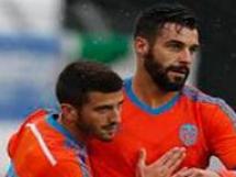 Wiener SK 0:4 Valencia CF