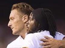 Valencia CF 1:3 AS Roma