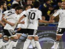 Las Palmas 0:1 Valencia CF