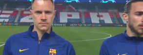 PSG 1:1 FC Barcelona