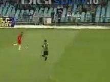 FK Ventspils 1:3 HJK Helsinki