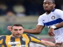 Verona 3:3 Inter Mediolan