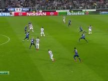 Gol Vidala w meczu z Monaco