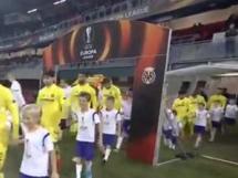 Viktoria Pilzno 3:3 Villarreal CF