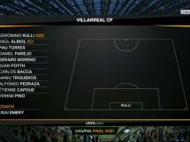 Villarreal CF 1:1 (11:10) Manchester United