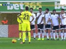 Villarreal CF 1:0 Valencia CF