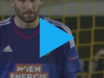 Villarreal CF 1:0 Rapid Wiedeń