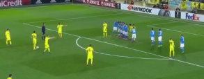 Villarreal CF 1:0 Napoli