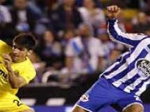 Deportivo La Coruna 1:1 Villarreal CF