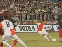 FK Vojvodina Novi Sad 3:0 Spartaks Jurmała