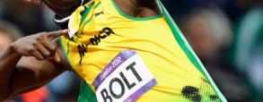 Usain Bolt zdobył złoty medal na 100 metrów