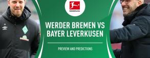 Werder Brema 1:2 Bayer Leverkusen