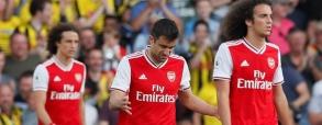 Watford 2:2 Arsenal Londyn