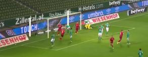 Alanyaspor 1:1 Trabzonspor