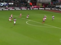 West Ham United 2:1 Southampton