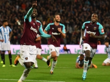 West Ham United 1:1 Crystal Palace
