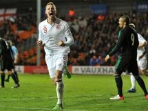 Anglia U21 - Białoruś U21 1:0
