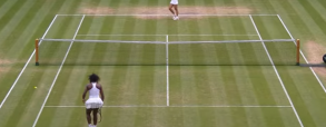 Serena Williams 2:0 Angelique Kerber