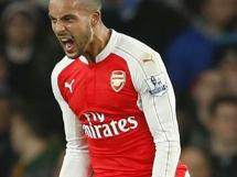 Arsenal wygrał 2-1 z Manchesterem City!