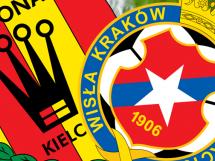 Korona Kielce - Wisła Kraków 1:0