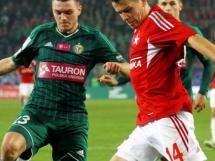 Wisła Kraków - Śląsk Wrocław 0:1